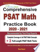 Comprehensive PAST Math Practice Book 2020   2021