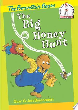 The Big Honey Hunt banner backdrop