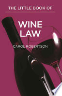 The Little Red Book of Wine Law