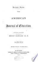 American Journal of Education Book