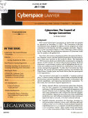 Cyberspace Lawyer Book