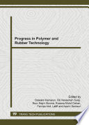 Progress In Polymer And Rubber Technology