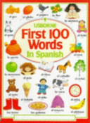 First 100 Words Spanish