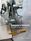 Navigator's Notebook