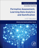 Formative Assessment, Learning Data Analytics and Gamification Pdf/ePub eBook