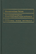 Mesoamerican voices native language writings from colonial mexico mesoamerican voices native language writings from colonial mexico yucatan matthew restalllisa sousakevin terraciano no preview available 2005 fandeluxe Choice Image