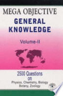 Mega Objective General Knowledge