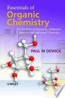 Cover of Essentials of Organic Chemistry