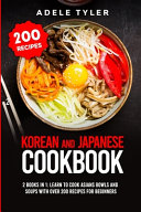 Korean and Japanese Cookbook