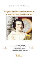 Pdf L'Argent dans l'Espace Romanesque et Autobiographique Balzacien Telecharger