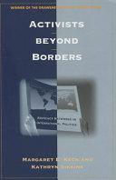 Activists Beyond Borders