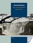 Sense Publishers - Books on Educational Research
