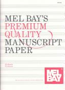 Premium Quality Manuscript Paper  Twelve Stave