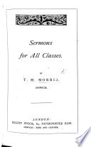 Sermons for All Classes