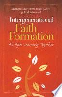 Intergenerational Faith Formation