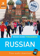 Rough Guide Phrasebook  Russian