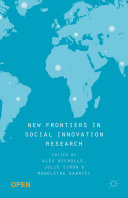Pdf New Frontiers in Social Innovation Research