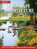 Landscape Architecture, Fifth Edition [Pdf/ePub] eBook