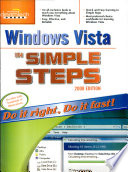 Windows Vista In Simple Steps 2008 Edition