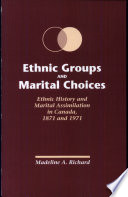 Ethnic Groups and Marital Choices
