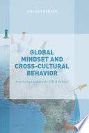 Global Mindset and Cross-Cultural Behavior
