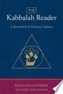The Kabbalah Reader Book PDF