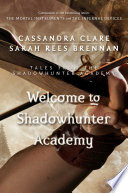 Welcome to Shadowhunter Academy Book