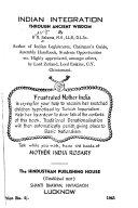 Indian Integration Through Ancient Wisdom Book PDF