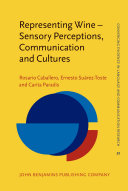Pdf Representing Wine – Sensory Perceptions, Communication and Cultures Telecharger
