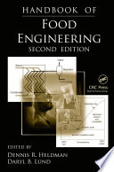 Handbook Of Food Engineering  Second Edition