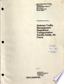 Defense Traffic Management Regulation