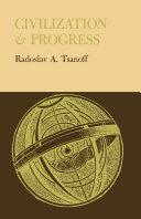 Pdf Civilization and Progress