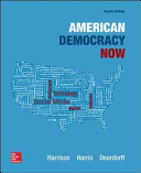 American Democracy Now with Connect Plus Access Card Book