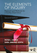 The Elements of Inquiry