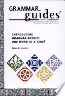 Introducing Grammar Guides: One Word at a Time