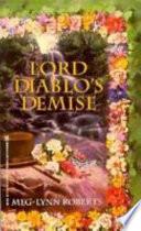 Lord Diablo's Demise