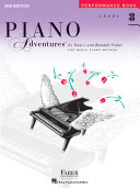Piano Adventures : Level 3B - Performance Book
