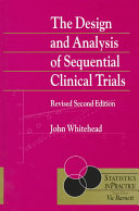 The Design and Analysis of Sequential Clinical Trials