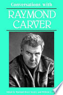 Conversations with Raymond Carver Book
