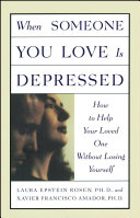 Pdf When Someone You Love is Depressed