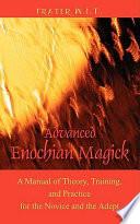 Advanced Enochian Magick Book PDF