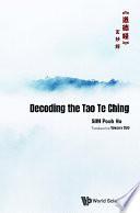 Decoding The Tao Te Ching         Book