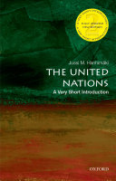 The United Nations: A Very Short Introduction Pdf/ePub eBook