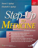 """Step-up to medicine"" by Steven S. Agabegi, Elizabeth D. Agabegi"