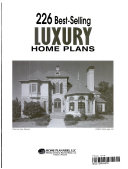 226 Best selling Luxury Home Plans