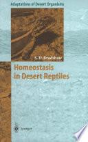 Homeostasis in Desert Reptiles