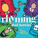 Pdf Rhyming Dust Bunnies