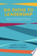 Six Paths to Leadership Book PDF