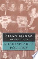 Shakespeare s Politics