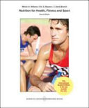 Cover of Nutrition for Health, Fitness, & Sport